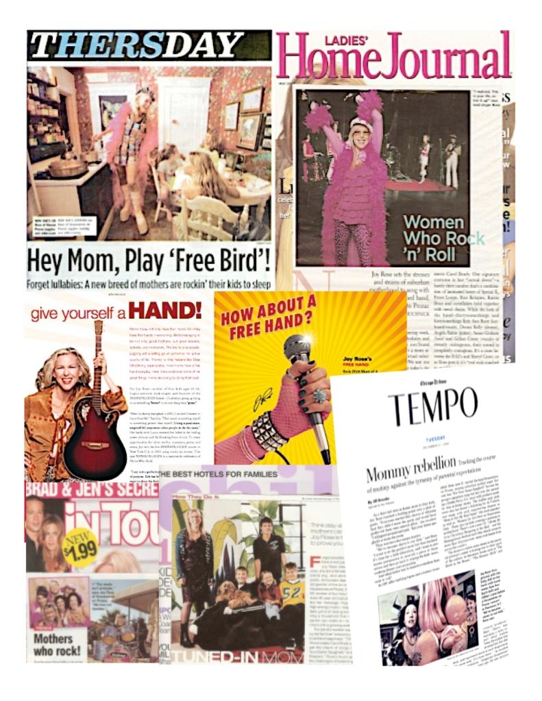 Joy Rose Press