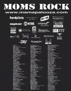 Mamapalooza Sponsors