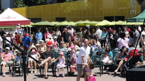 Family Fun @Riverside Park Mamapalooza Festival